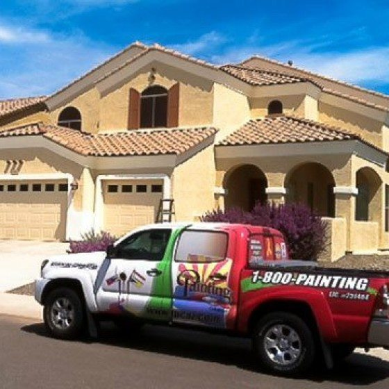 About the Arizona Painting Company | Residential & Commercial Painting Services | Arizona Painting Company