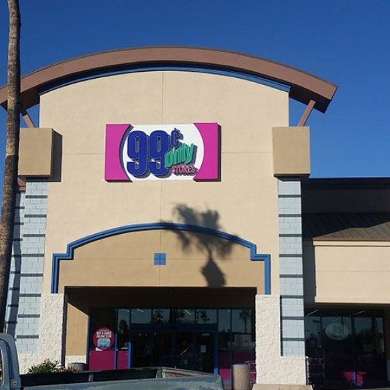 99 Cent Only Store | Commercial Painting | Exterior | Arizona Painting Company