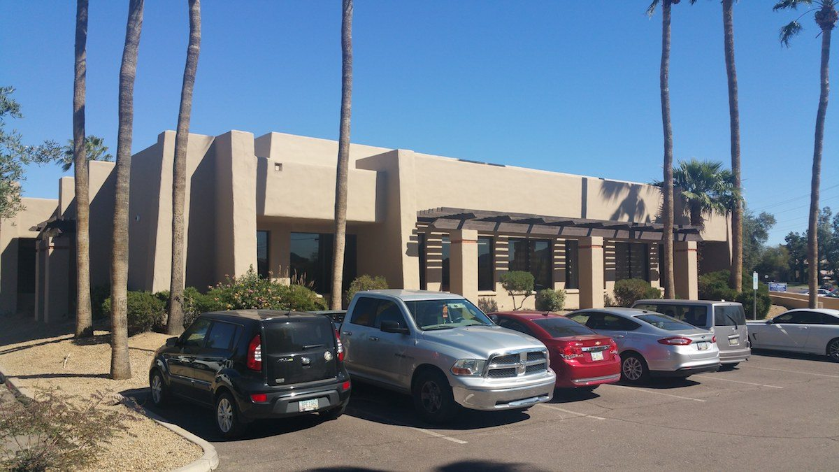 Discount Tire Regional Office Galleries Arizona Painting Company