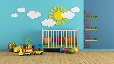 Colorful Nursery Room | Arizona Painting Company