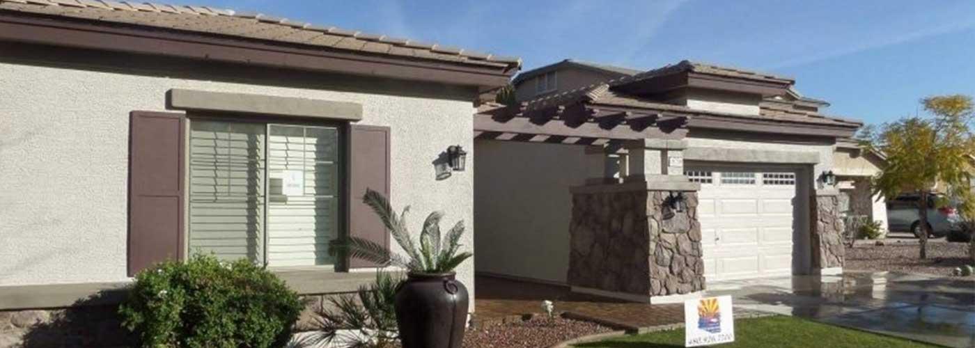 Home Exterior | Phoenix Home Painting Project | Arizona Painting Company