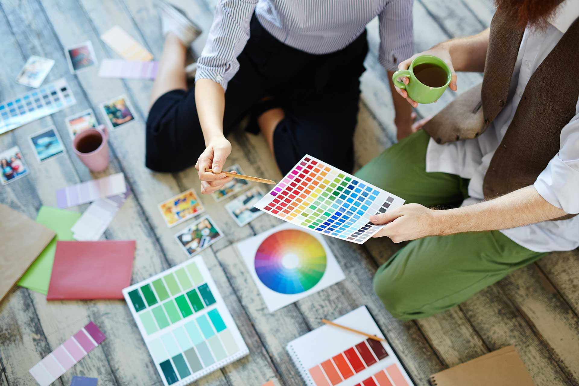 Color Consultant for Paint Projects | Blog | Arizona Painting Company