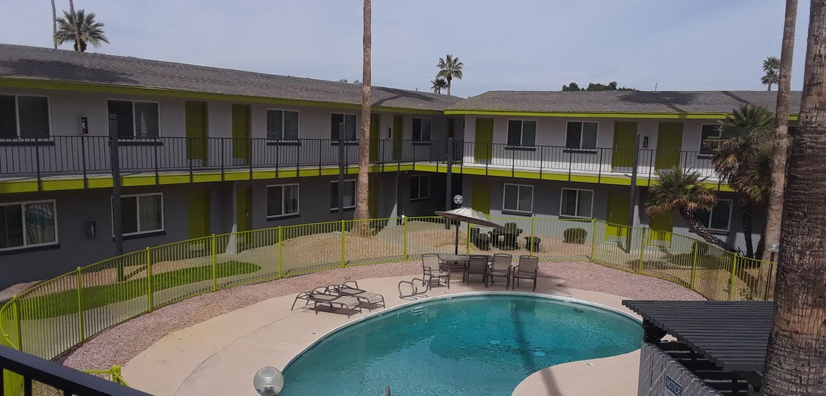 Apartment Complexes   Commercial Painting Services   Gallery   Arizona Painting Company