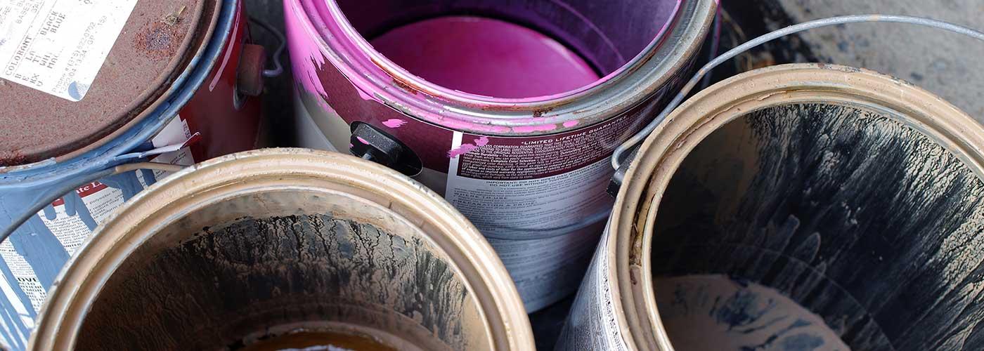 Ways to Use Leftover Paint | Blog | Arizona Painting Company