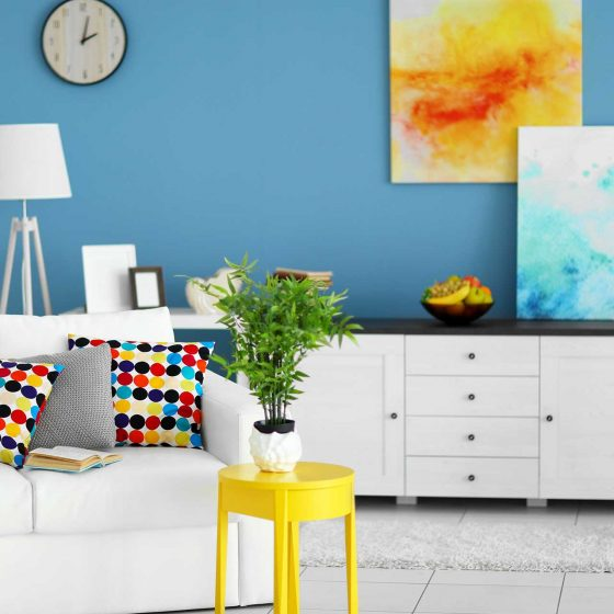 Cool Your Home: Light-Colored Paint | Blog | Arizona Painting Company