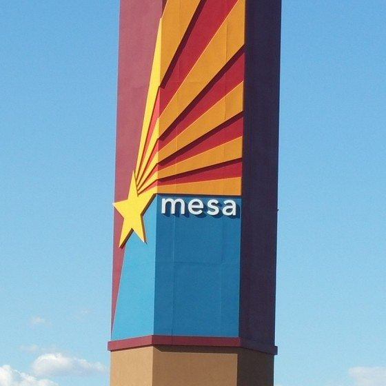 Mesa Riverview   Commercial   Arizona Painting Company
