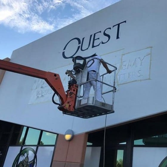 Office Buildings   Commercial Services   Arizona Painting Company