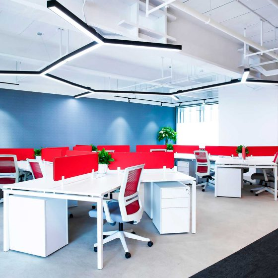 Set the Tone of Your Office with the Wall Color | Blog | Arizona Painting Company