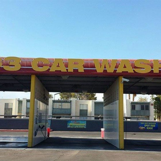 Phoenix Car Wash Exterior Painting | Phoenix Painting | Commercial Painting Project | Commercial Exterior Painting | Arizona Painting Company