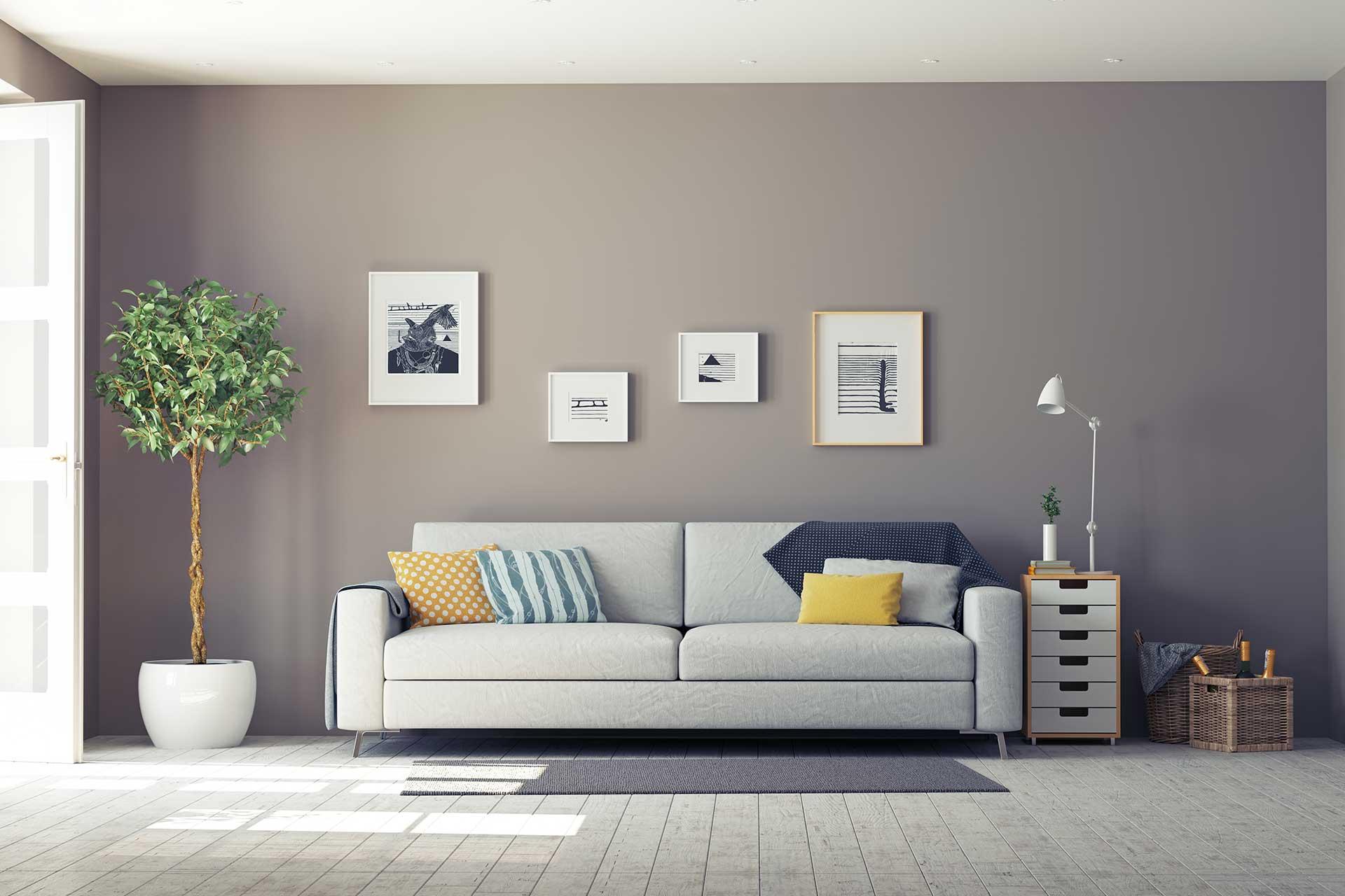 Repainting Your Living Room | Blog | Arizona Painting Company