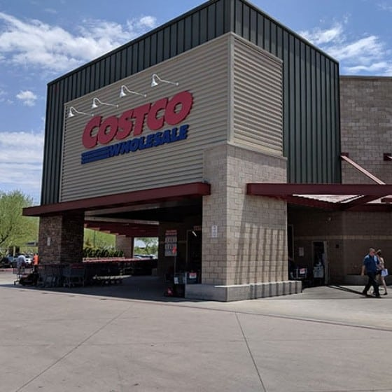 Costco | Retail Buildings | Commercial Painting Services | Arizona Painting Company