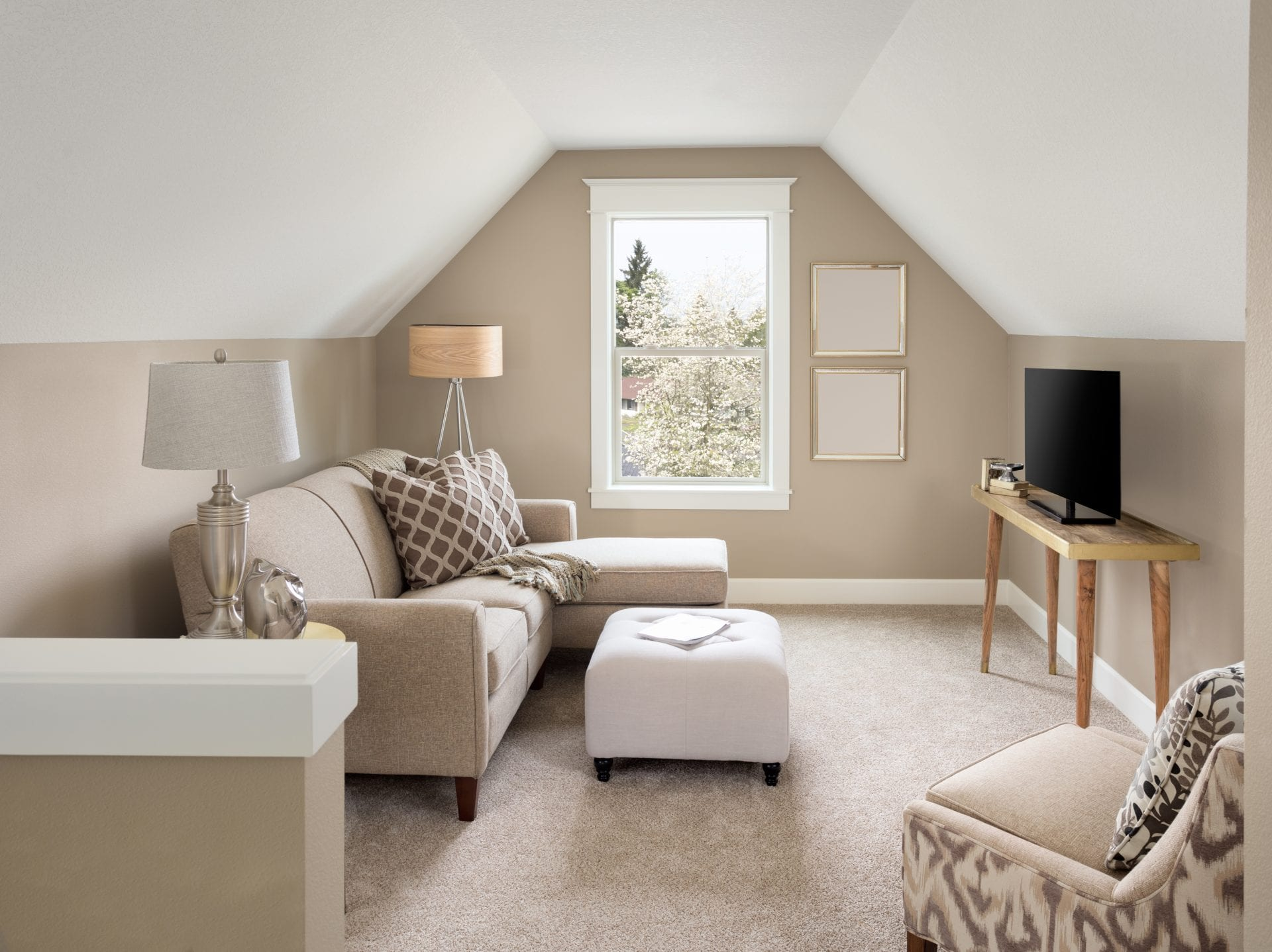 Make A Room Look Bigger | Residential Paint | Arizona Painting Company