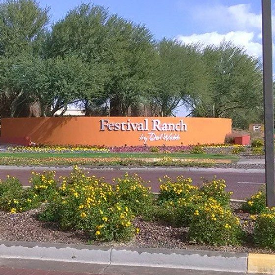 Sun City Festival and Festival Ranch | Commercial Painting | Exterior | Gallery | Arizona Painting Company