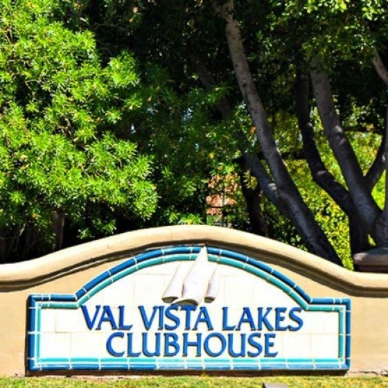 Val Vista Lakes Clubhouse | Gilbert Painting | Commercial Painting Project | Commercial Exterior Walls Painting | Arizona Painting Company